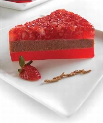 Cómo hacer gelatina de fresa natural